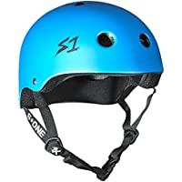 "S1Lifer casco–cian mate, X-Large 22.5"" (57.2cm)"