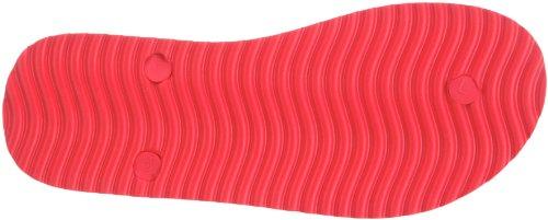 Flip Flop Originals 30101, Infradito donna rosso (Rot (shanghai 632))