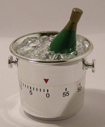 Kurzzeitwecker - Küchenwecker - Weinkühler - 60 Minuten