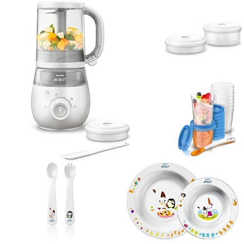 Philips Avent Babynahrungs-Set
