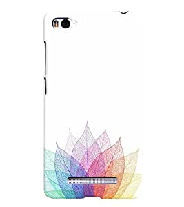 Xiaomi Mi 4i MULTICOLOR PRINTED BACK COVER FROM GADGET LOOKS