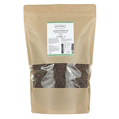 Vita Natura Lapacho Rinden Tee, 1er Pack (1 x 1000 g) - Zimt-rinde-baum