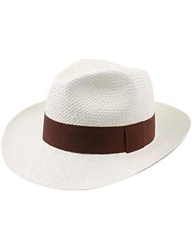 Classic Italy - Sombrero panamá hombre Classic paja Large