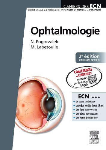 Ophtalmologie de Nicolas Pogorzalek (5 octobre 2011) Broché