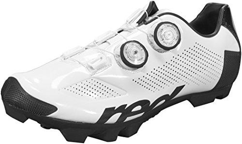 Red Cycling Products Pro Mountain I Carbon MTB Schuhe weiß Größe 38 2018 Rad-Schuhe Radsport-Schuhe