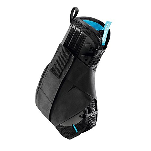 Ziatec Össur Sprunggelenkorthese Advanced - Knöchel-Bandage zur Unterstüzung - Fuß-Bandage - Fuss-Stütze - Knöchelstüze, Größe:L, Farbe:Schwarz - 1 Stück