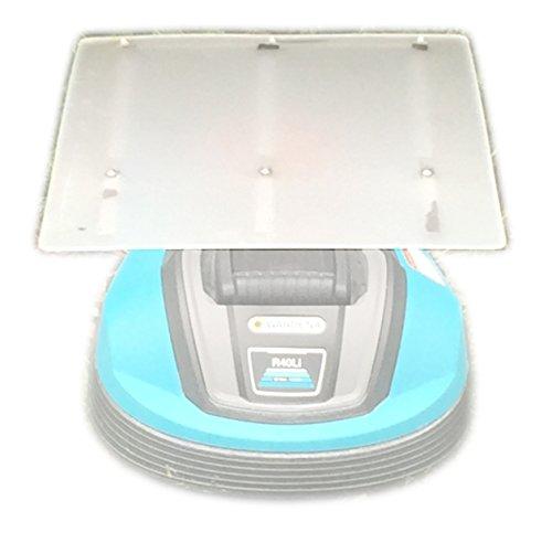 HPS® robohome Coupe-Robot cortacésped universal Garaje-Cortacésped Wiper. Garage