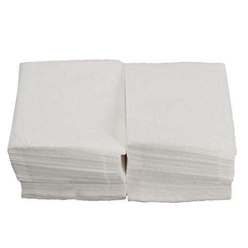 REFURBISHHOUSE 500pcs Nicht gewebte Leere Teebeutel-Schnur-Hitze-Dichtungs-Filter-Papier-Kraut-lose Tee-Beutel - Papier-tee-filter