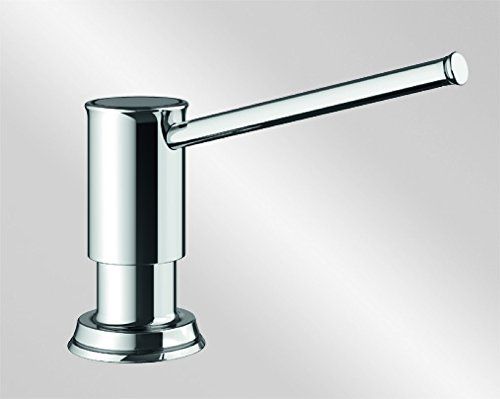 Preisvergleich Produktbild Blanco 521291 Seifenspender Livia Spülmittelspender für die Küchenspüle Chrom