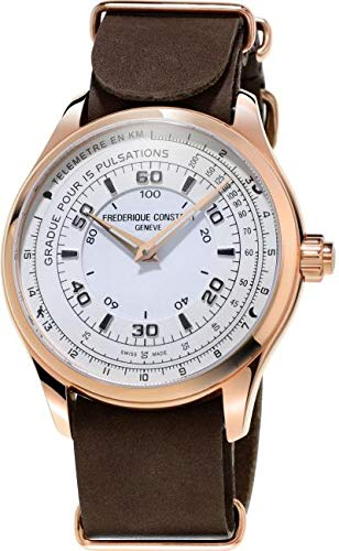 Frederique Constant Geneve Horological Smartwatch Notify FC-282ASB5B4 Smartwatch