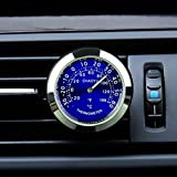 Txian Car Thermometer Air Vent Oldtimer