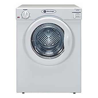 white knight c39aw compact tumble dryer white. Black Bedroom Furniture Sets. Home Design Ideas