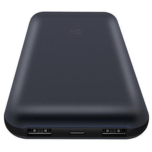 Usb 2.0-puffer (ZMI QB820 PowerBank 20000mAh Type-C Externer Akku mit USB Hub - 20000 mAh - MAX 45W - USB-A 5V, USB-C 5-20V MAX 40W - Quick Charge 3.0 - Ladegerät für MacBook, iPhone, iPad, Xiaomi Mi Air und andere)