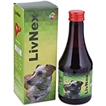 Medfly Healthcare LivNex Syrup for Digestion and Absorption of Food for Dogs and Cats