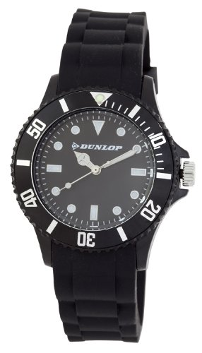 Dunlop Unisex Orologio - Silicone - Dun-185-L01