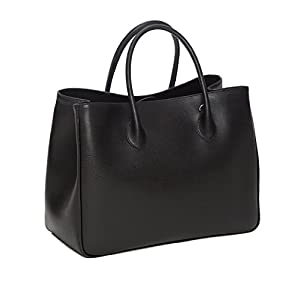 Winter & Co. Daybag L Damen Handtasche, Schwarz