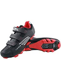 Raiko Sportswear HPM2 MTB Schuhe schwarz klick Pedale SPD Cleats