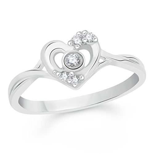 VK-Jewels-Heart-Rhodium-Plated-Alloy-Ring-for-Women-Girls-FR2470R-VKFR2470R