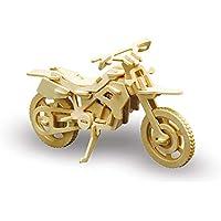 Unbekannt Donau Elektronik M850–6Kreuz Motorrad Holz Design