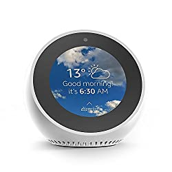 Introducing Amazon Echo Spot - White