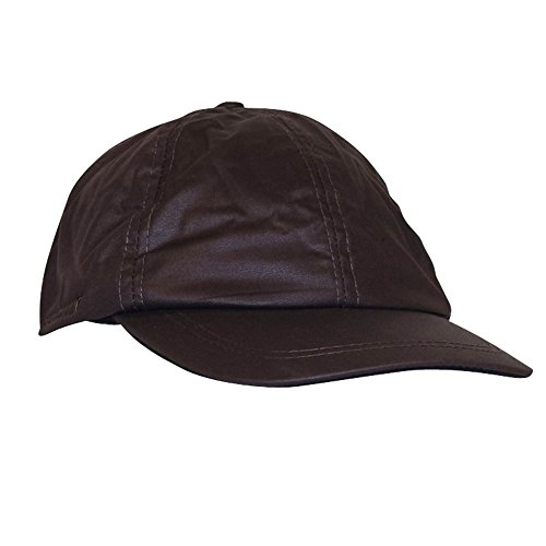 Chapeau-tendance - Casquette Impermeable Marron - 59 - Homme