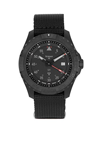 Traser T 7.6 WY6 Limited Edition, Nato Band