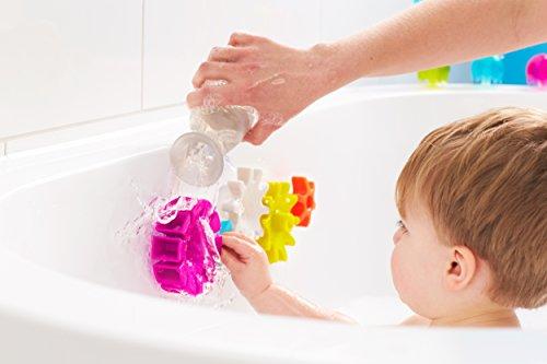 Tomy - B11134 - Roues à ventouser pour jouer dans le bain