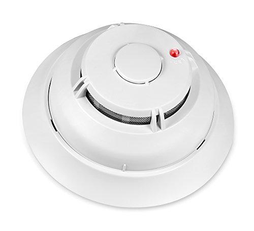 X Sense SD03A Detector de Humo Alarma de Incendios con Sensor Fotoeléctrico Energizado por Bateria (SD03A)