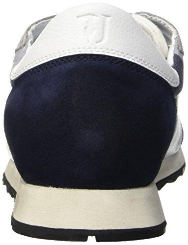 Trussardi Jeans 77S06649, Scarpe da Ginnastica Uomo Blu (147 Camoufbluett)