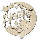 Schlummerlicht24 Led Lampe personalisiert Babygeschenk Sweet Dream Taufgeschenke Geschenke zur Geburt Kommunion Taufe Geschenk mit Namen individuell Junge Mädchen Jungs - 2