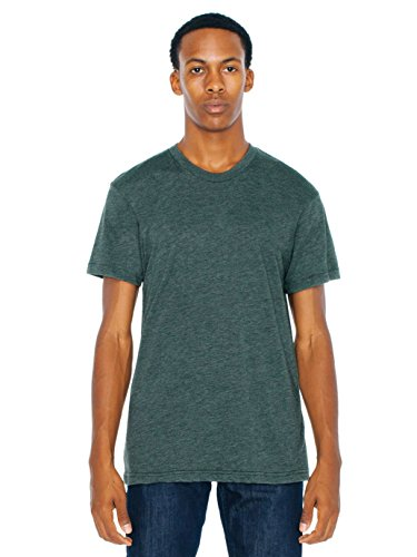 American Apparel Herren T-Shirt Gr. Medium, Heather Forest (Forest Heather)