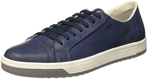 Geox Herren Uomo Ricky A Low-Top Blau (lt Navyc4343)