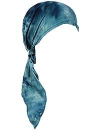 Femmes Tête Wrap Écharpe Chapeau Floral Imprimer Chemo Cap Sommeil Cheveux  Couverture Chapeau Musulman Turban 4a058c1327a