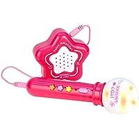 Bontempi 424171Schale i-Girl Tragbar Mikrofon mit Verstärker preisvergleich bei kleinkindspielzeugpreise.eu