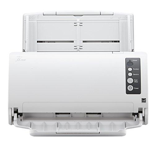 Price comparison product image FUJITSU PA03750-B001 ADF 600 x 600 DPI A4 Colour Scanner - White