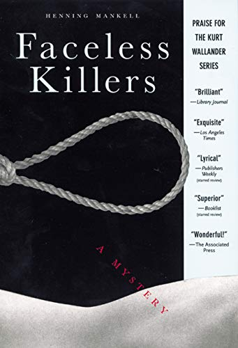 Faceless Killers: A Mystery (Kurt Wallander Mystery Book 1) (English Edition) por Henning Mankell
