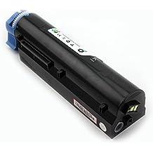 Caire (TM) alto rendimiento 12000 páginas cartucho de tóner compatible para Oki B432, b412dn, b432dn impresora, negro, 45807111