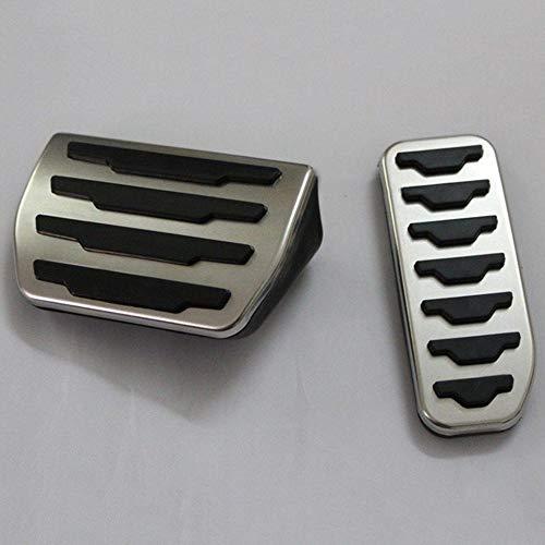 WZJFZPL Pedale Freno Sportivo, per Land Range Rover Evoque 12-18 Pastiglie Freno Sportive Freni Pedali Copri Pedali P