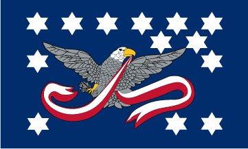 Flag: Whiskey Rebellion Flag 3'x5' Super Poly Outside Flag / Banner - Poly Flag Banner