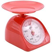 BESTONZON bilance de Cocina Clavijas Báscula de Cocina Retro 1 kg para cocción en Horno (