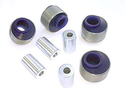 SuperPro Polyurethane Front Upper Control Arm Inner Car Bush Kit