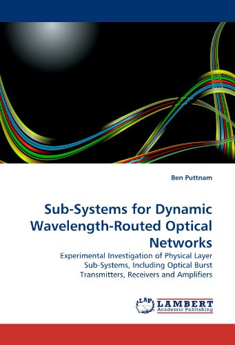Sub-Systems for Dynamic Wavelength-Routed Optical Networks