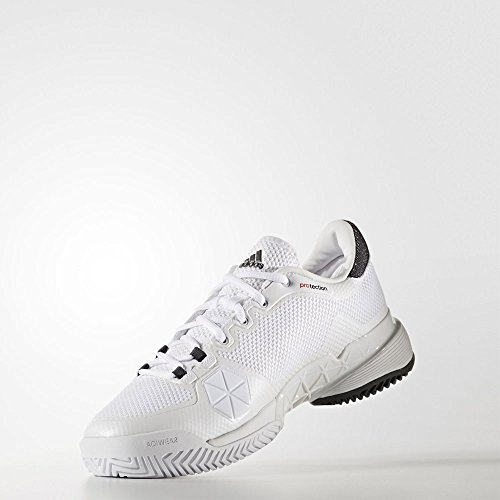 adidas Barricade 2017, Chaussures de Tennis Homme white