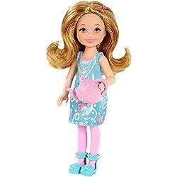 Barbie CGF41 - Chelsea und Freunde Sortiment - Chelsea feiert eine Teeparty