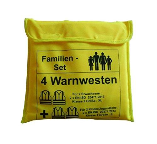 KFZ-Warnwesten-Set-nach-EN-20471-Familien-Set
