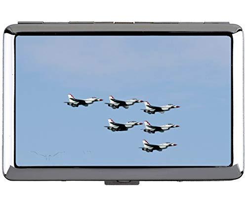 arettenetui, Militär Team Präzision Flug Thunderbirds Professional Visitenkartenetui ()