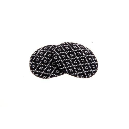 Earbags Standard Oreillettes Fashion cache-oreilles Bonnet était Hier Fashion Jaquard