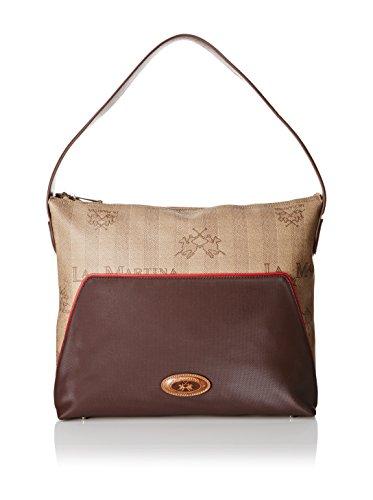 La Martina Borsa Donna Hobo Bag Lady fw15 004 Red