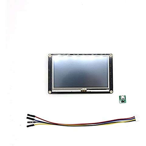 Aihasd HMI Touch Display Module Nextion Enhanced 4.3'' for Arduino Raspberry Pi