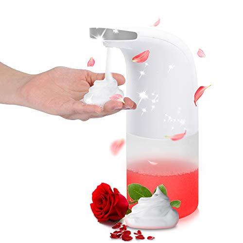 Beager Automatisch Handseifenspender für Badezimmer Küche, 350ML